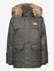 LWJOSHUA 725 - JACKET - veste d'hiver - grey melange