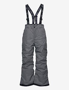 LWPOWAI 703 - SKI PANTS - winter trousers - grey