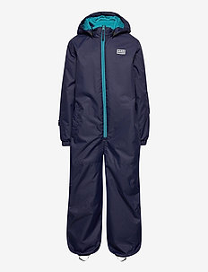 LWJIPE 703 - SNOWSUIT - snowsuit - dark navy