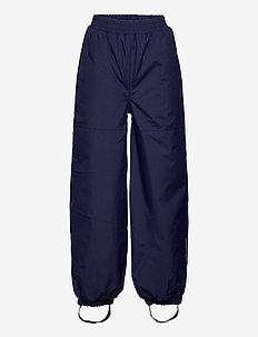 LWPOWAI 701 - SKI PANTS - winter trousers - dark navy