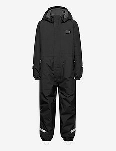 LWJIPE 701 - SNOWSUIT - snowsuit - black