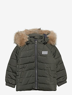 LWJULIO 714 - JACKET - veste d'hiver - dark khaki