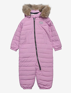 LWJUNIN 708 - SNOWSUIT - snowsuit - rose