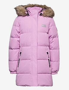 LWJODIE 715 - DOWN JACKET - veste d'hiver - rose