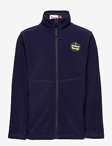 LWSAM 601 - CARDIGAN - sweatshirts - dark navy