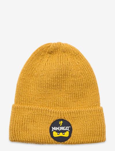 LWASMUS 706 - HAT - beanie - yellow