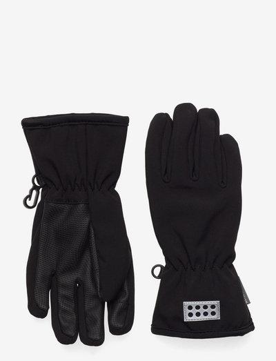 LWATLIN 705 - SOFTSHELL GLOVE - handschuhe - black
