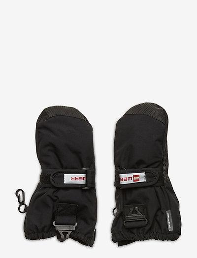 LWARIPO 703 - MITTENS W/MEM. - handschuhe - black