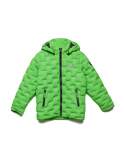 JAKOB 708 - JACKET - GREEN