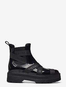 FRANCESCA 01 - chelsea støvler - black