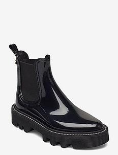 ROXIE 01 - flade ankelstøvler - black