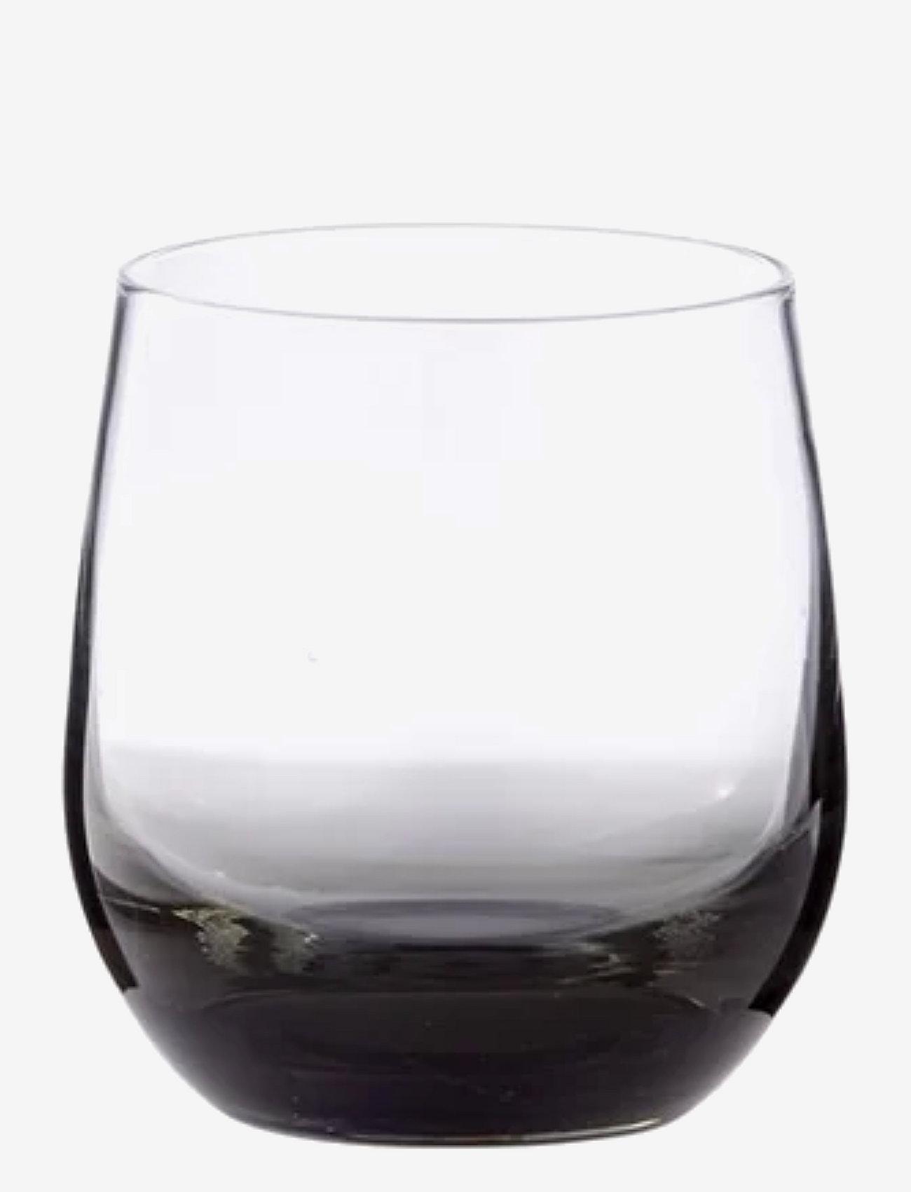 Lene Bjerre - Victorinne vandglas 45 cl.  4-pack - glas - smoke - 0