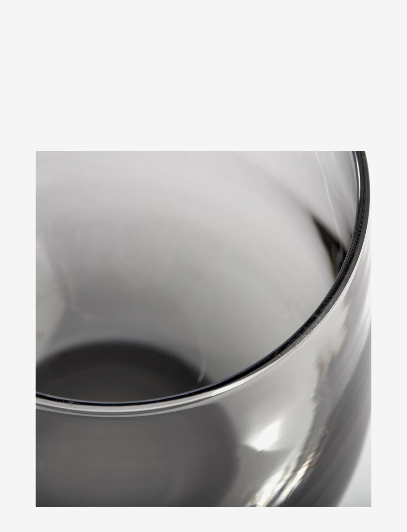 Lene Bjerre - Victorinne vandglas 45 cl.  4-pack - glas - smoke - 1