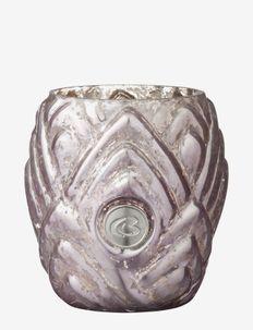 Dalia votive - lyslykter - lilac ash