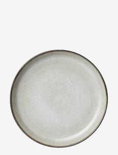 Amera lunch plate 4-pack - tallerkener - grey