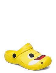 Baby Shark clog - YELLOW