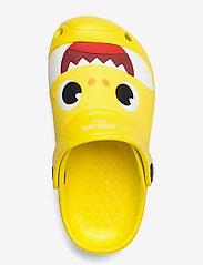 Leomil - Baby Shark clog - clogs - yellow - 3