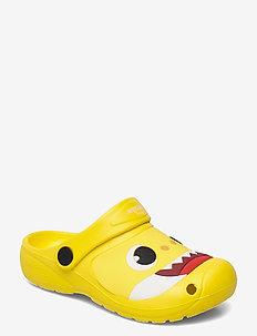 Baby Shark clog - hausschuhe - yellow