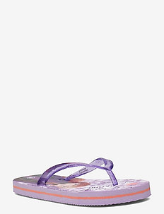 FROZEN TOE SLIPPER - flip flops & watershoes - lilac