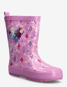 FROZEN Rainboots - rubberlaarzen - pink
