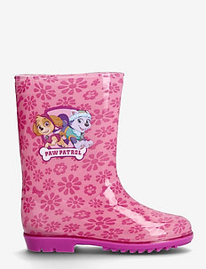 PAW PATROL RAINBOOT - uforede gummistøvler - pink