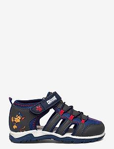 PAW PATROL SANDAL - sandaler - red/black