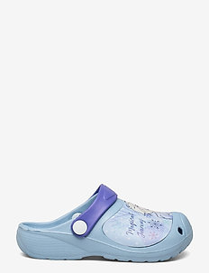 frozen clog - clogs - light blue