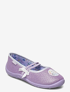 frozen houseshoe - sko - lilac