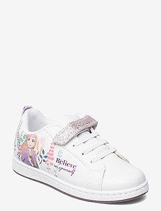 frozen sneaker - lave sneakers - white