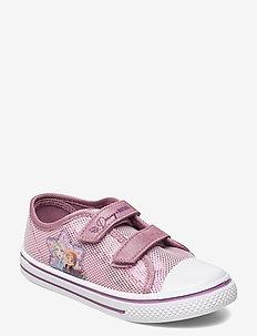 frozen sneaker - lave sneakers - pink