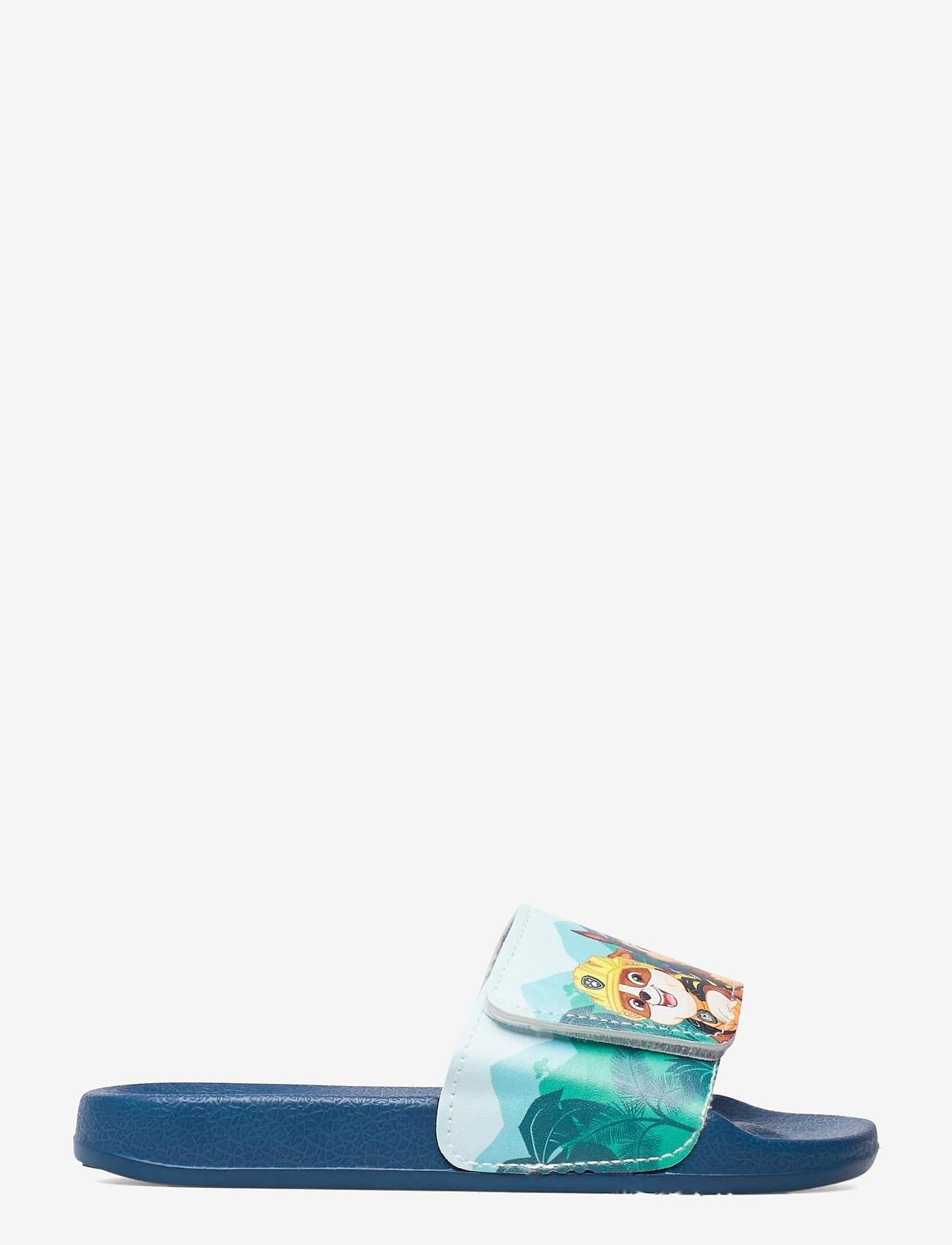 Paw Patrol - paw patrol aqua slipper - schuhe - blue - 1
