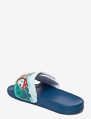 Paw Patrol - paw patrol aqua slipper - schuhe - blue - 2