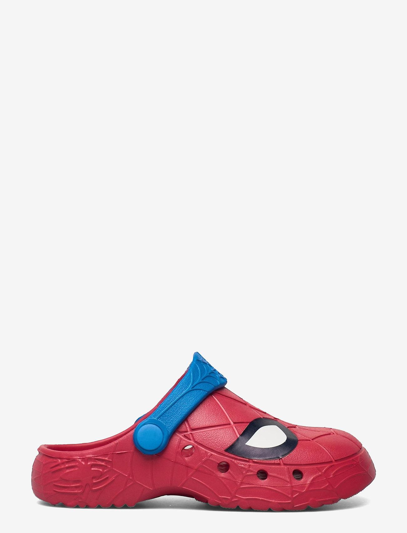 Spiderman - spiderman clog - clogs - cobalt blue - 1