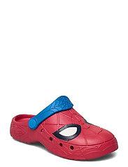 spiderman clog - COBALT BLUE