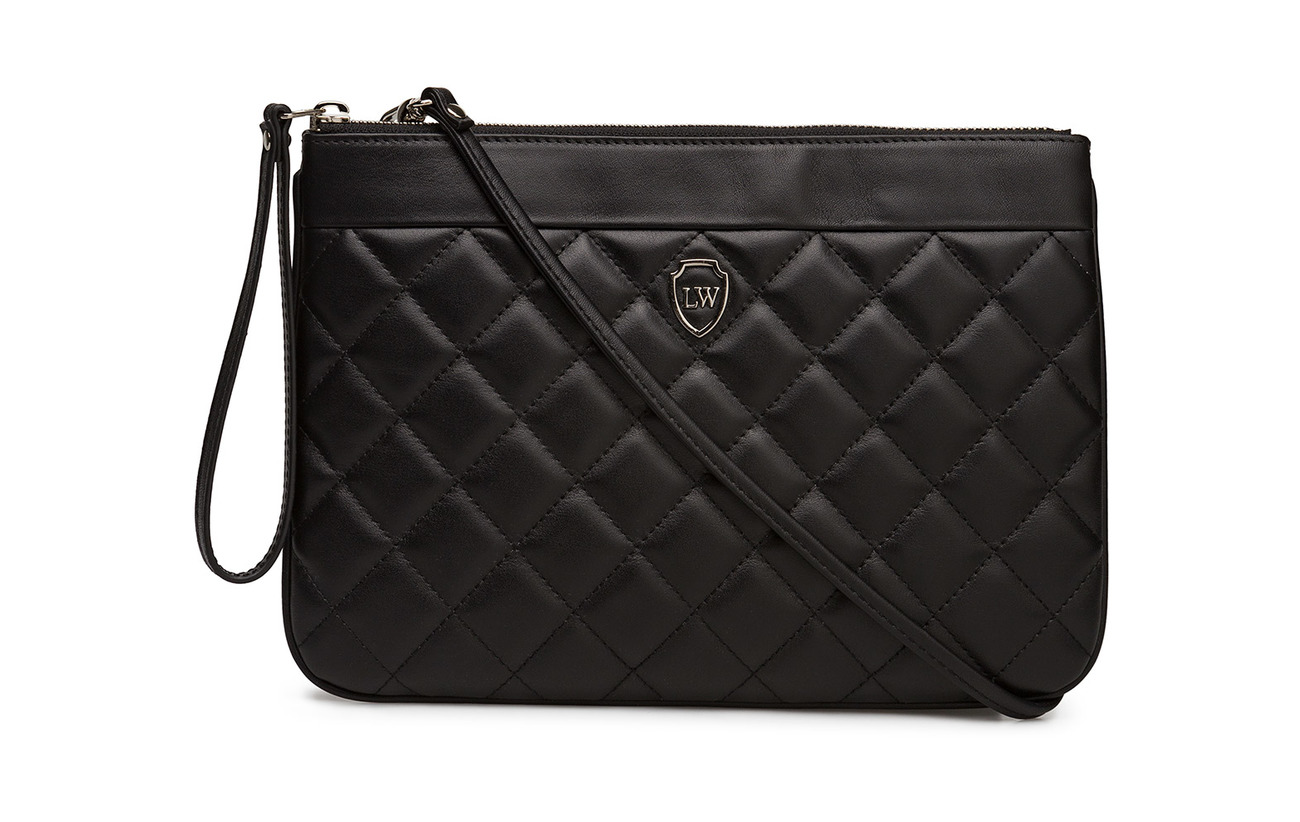 Black Cuir Poppy Leowulff Bag 100 wFzgCx