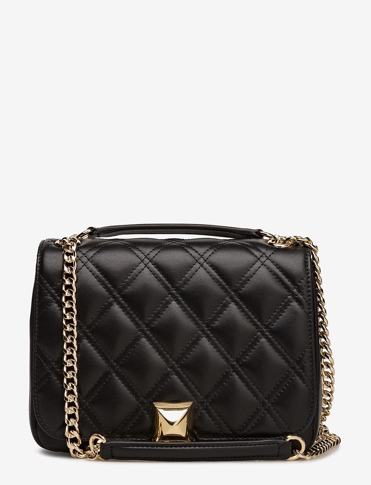 Leowulff - Daisy bag - schoudertassen - black/gold - 1