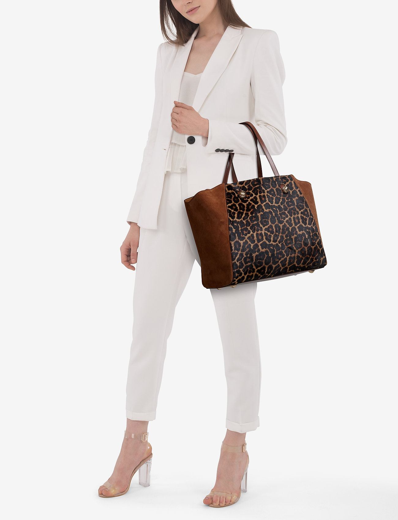 Leowulff - Hazel bag - handbags - brown