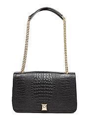 Naomi bag - BLACK/GOLD