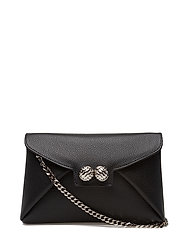 Heather bag - BLACK/SILVER