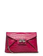 Heather bag - PINK/CROCO