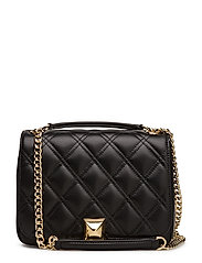 Daisy bag - BLACK/GOLD