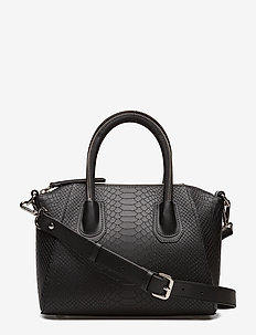 Boa bag - top handle tasker - black