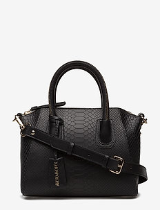Boa bag - top handle tasker - black/gold