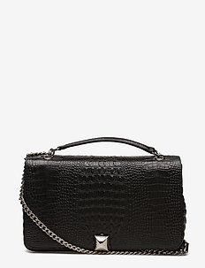 Naomi bag - skuldertasker - black