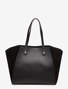 Massimo bag - fashion shoppers - black