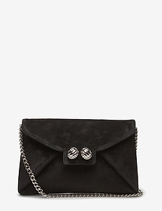 Heather bag - skuldertasker - black