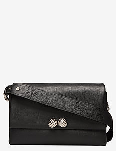 Demi bag - skuldertasker - black/silver