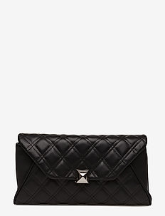 Fleur bag - clutches - black
