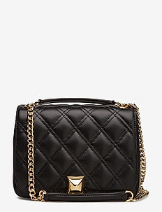 Daisy bag - skuldertasker - black/gold
