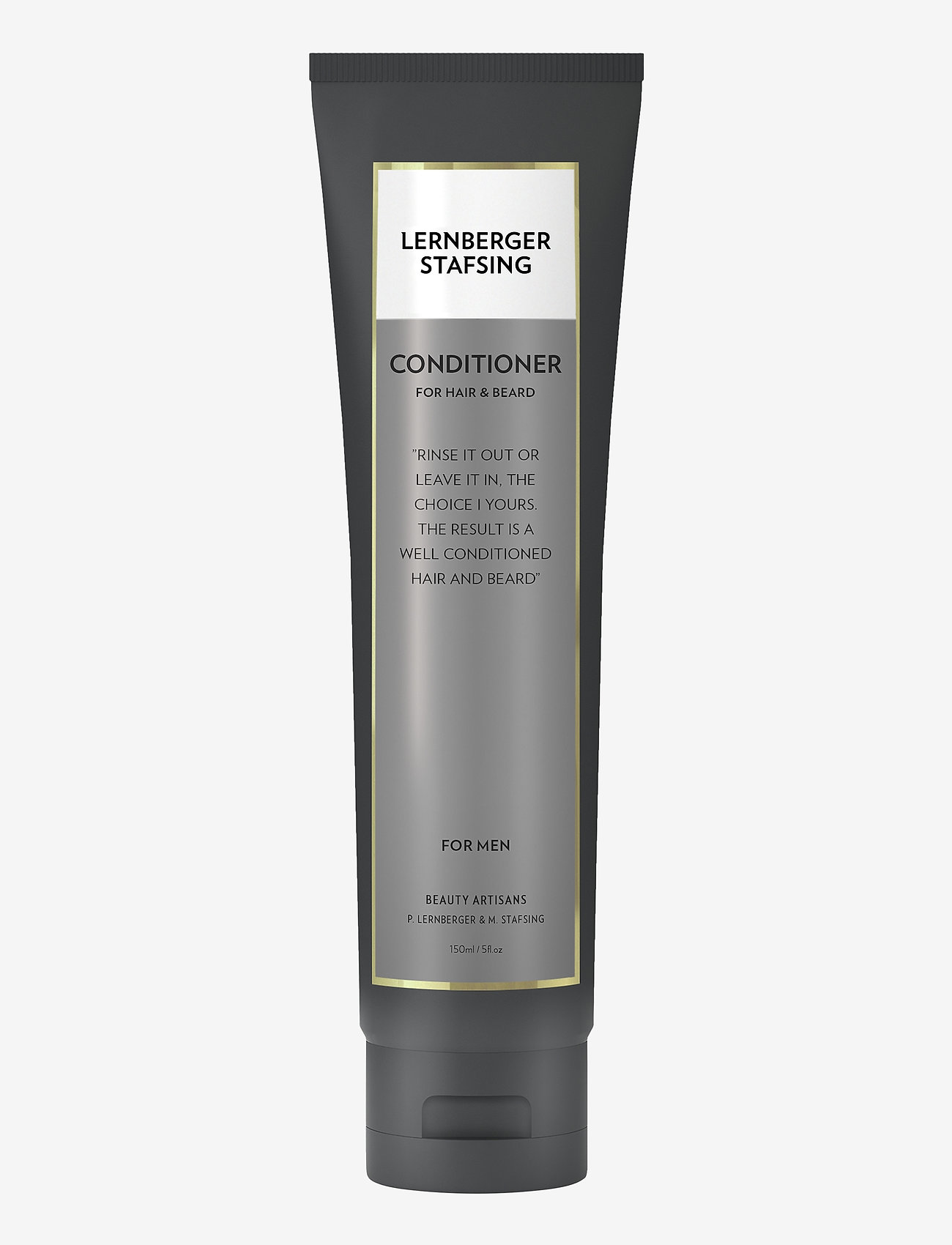 Lernberger Stafsing - Conditioner For Hair & Beard - balsam - no colour - 0